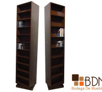 "Mueble giratorio para CD y DVD Kontempo ""Dpie"""