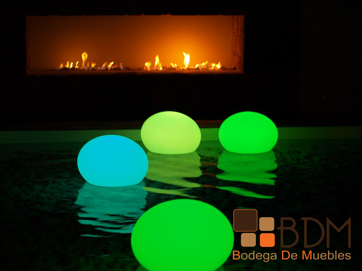 Decoraci N Flotante Con Led Byk Bodega De Muebles Muebler A Online # Muebles Luminosos
