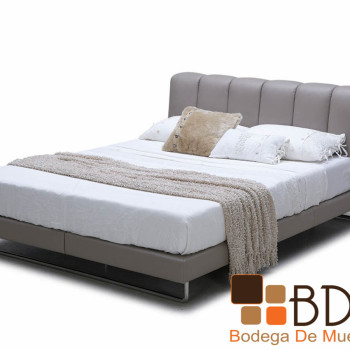 Cama con Estilo Vanguardista Furniture