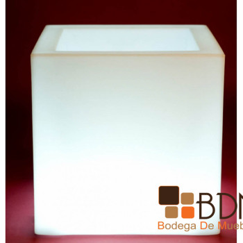 Portamacetas con Luz Led Decoled