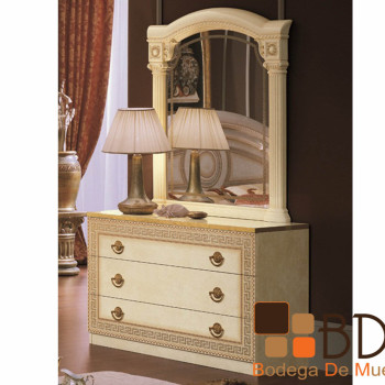 Tocador Italiano Tradicional Furniture
