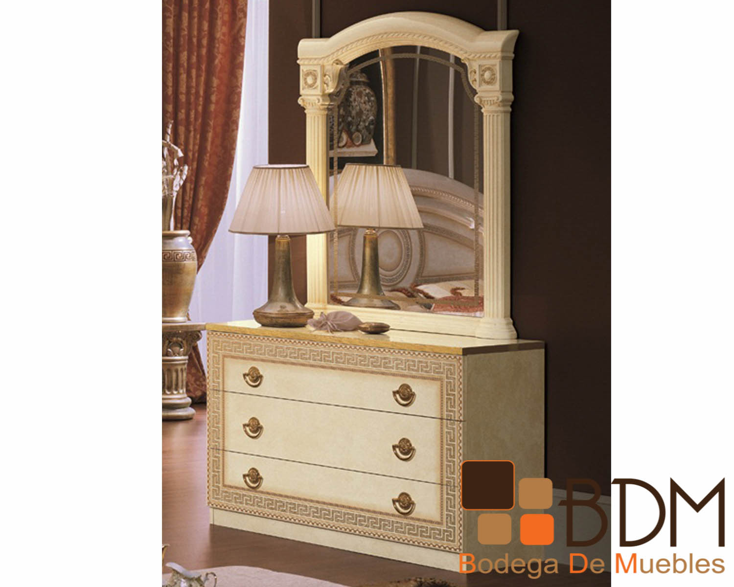Tocador Italiano Tradicional Furniture Bodega De Muebles