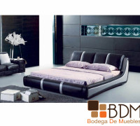Base Para Cama Modernista Blackhawk