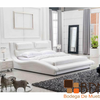 Base para Cama Modernista Smith