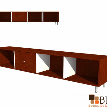 Mueble para TV Contemporáneo Itháki