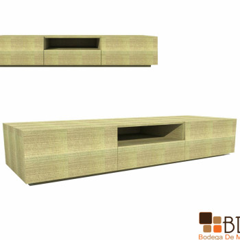 Mueble para TV Vanguardista Creta