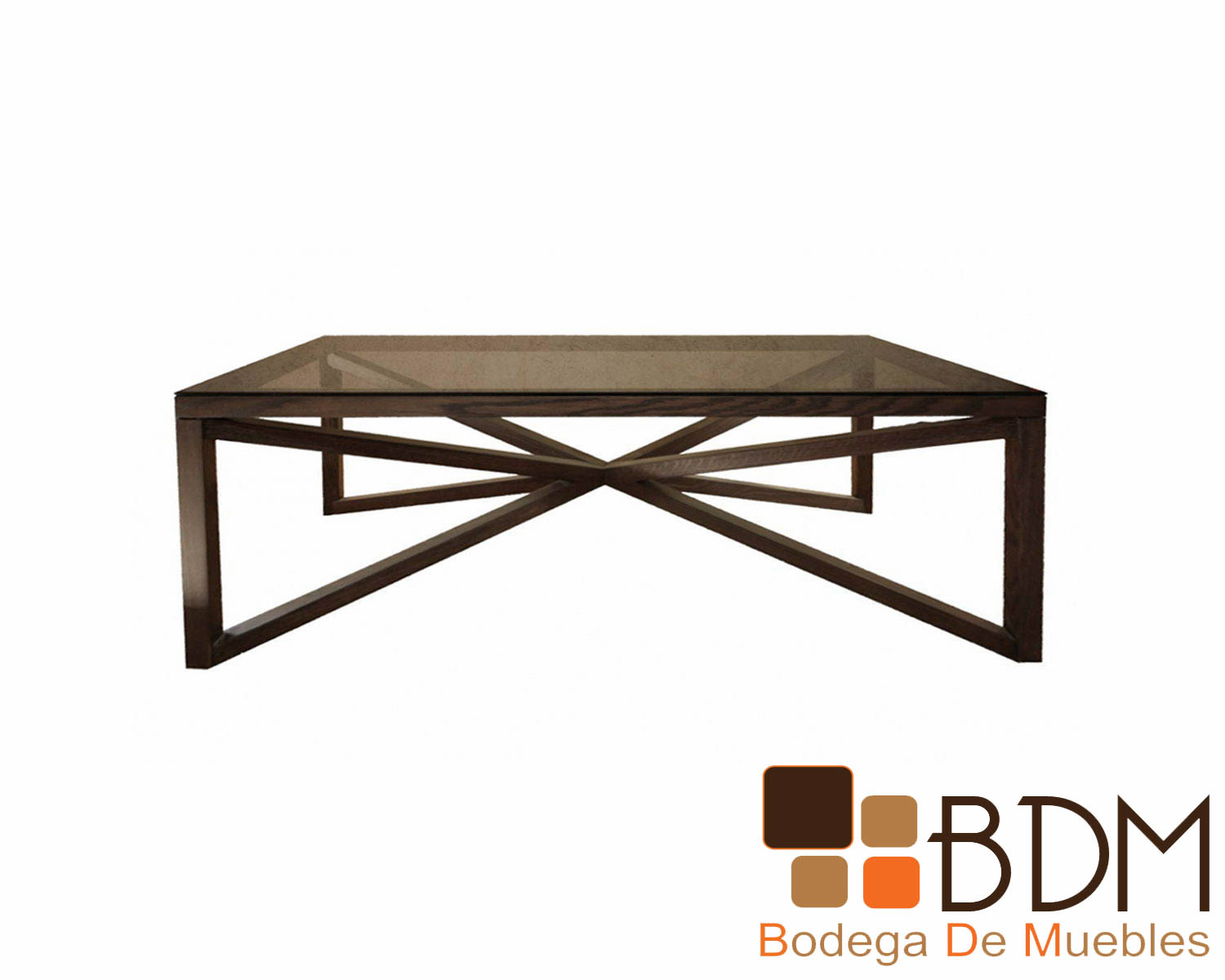 Mesa De Centro Color Chocolate Beatriz Bodega De Muebles # Muebles Beatriz