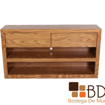 Mueble para TV Moderno Kontempo Wall Unit