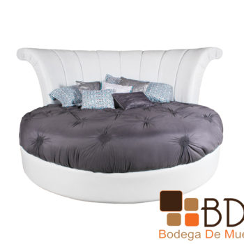 Cama Redonda Sea Shell