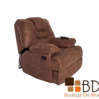 Sillon moderno reclinable relajante