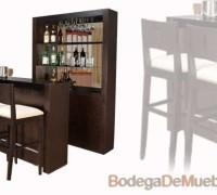 """Bar para Casa Kontempo """"Barra 3"""""""