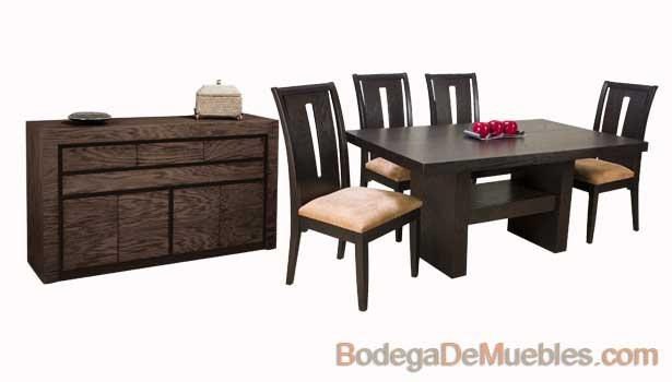 La mejor opción en venta de muebles en Monterrey. Comedor