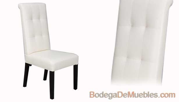 La mejor opción en venta de muebles en Monterrey. Silla para comedor