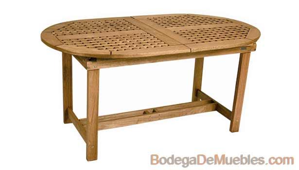 mesa para exterior