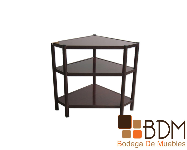 Esquinero Trinchador Mueble Para Tv 1 Bodega De Muebles  # Muebles Esquineros Para Sala