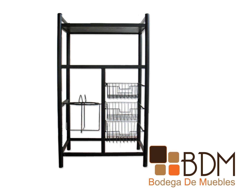 Mueble Para Cocina Mueble Tubular Portagarrafon Bodega De  # Muebles Tubulares