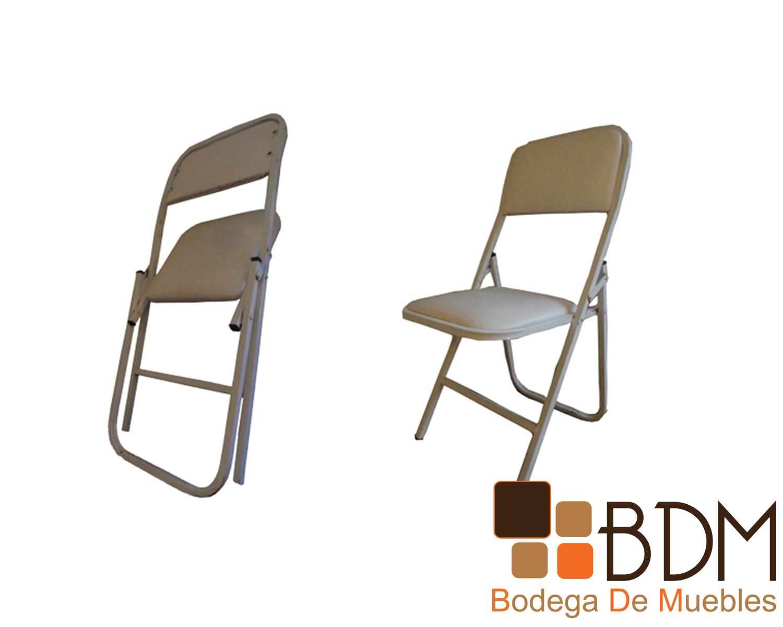 silla para comedor, silla tubular, silla plegable, silla para ...