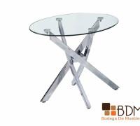 mesa lateral circular