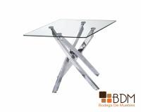mesa lateral cuadrada