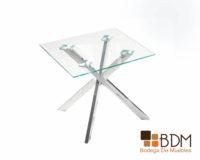 mesa lateral rectangular