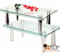 refinada mesa de centro