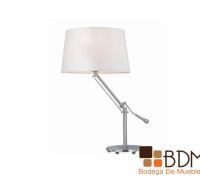 lámpara de mesa ajustable