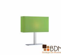 lámpara juvenil verde