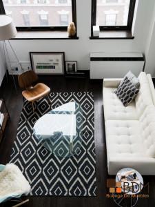 diseño de interiores para departamentos