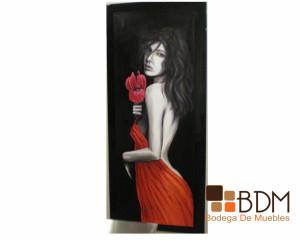 pintura sensual al óleo