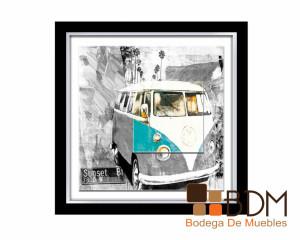 Cuadro Decorativo con una Combi-estilo-diseño-moda-vanguardia-versatilidad-elegancia-decoración