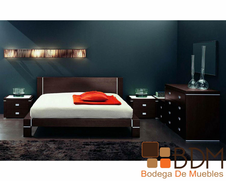 Rec Mara En Madera Color Tabaco Furniture Bodega De Muebles  # Muebles Vanguardia
