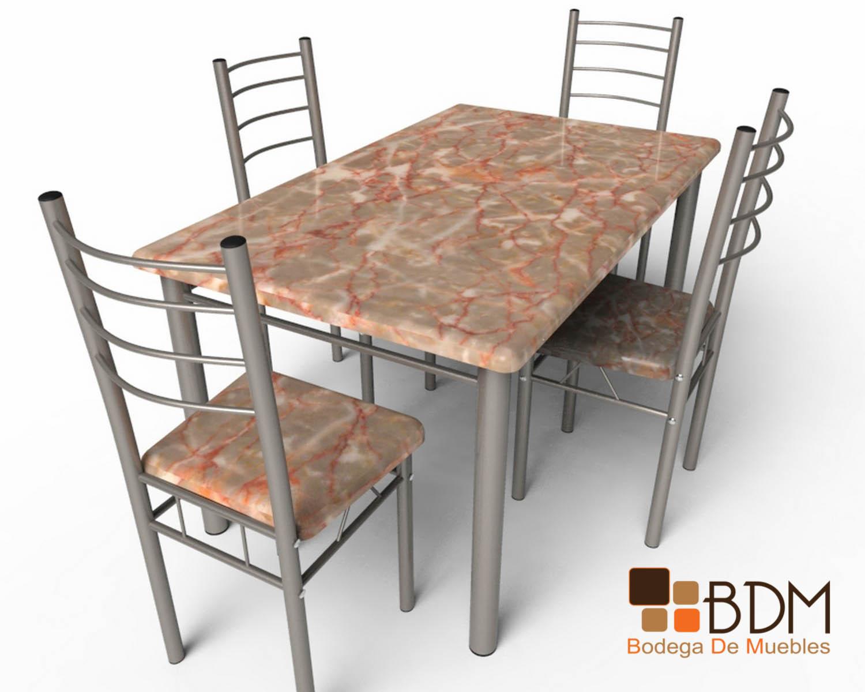 comedor-cocina-mesa-sillas-antecomedor-muebles-8 - Bodega de Muebles ...