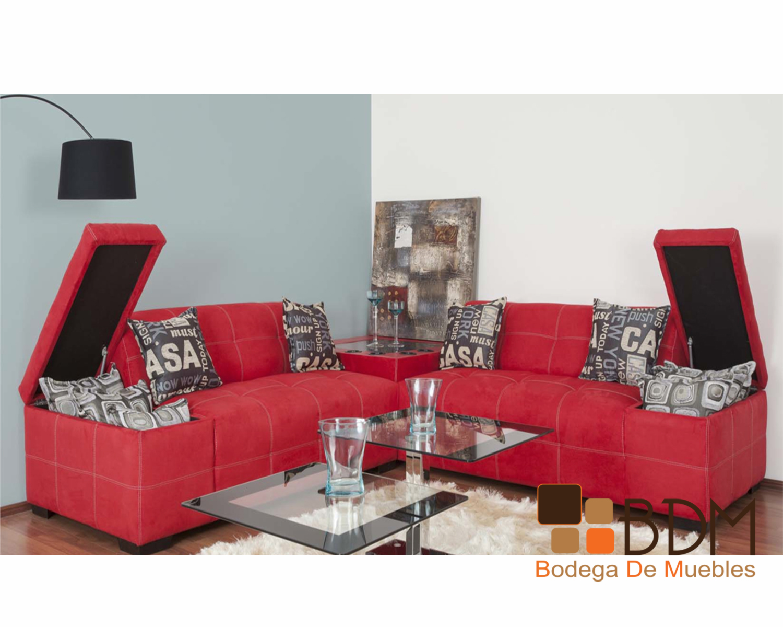 Sofa Cama Bodega De Muebles Departamento Peque Os 9 Bodega De  # Muebles Pequenos