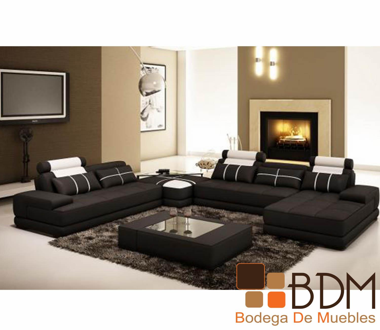 Set Sala Contempor Nea Dodson Bodega De Muebles Muebler A Online # Muebles Sala Set