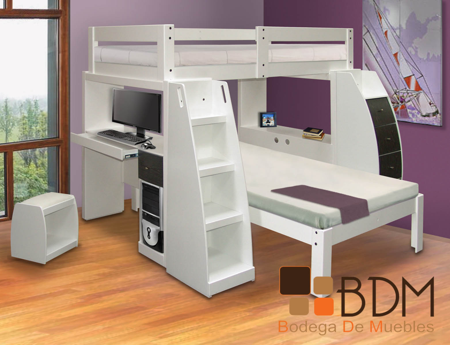 Muebles Infantiles Recamaras Infantiles Bases Infantiles Camas # Culiacan Muebles Oficina