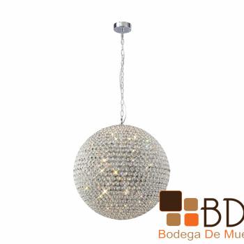 Lámpara Colgante de Fino Diseño Endor