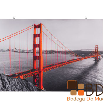 Pintura para Recámara San Francisco