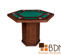Mesa de póker para 6