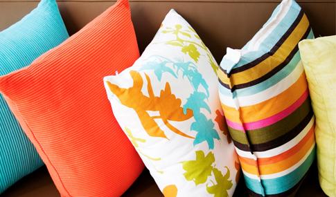 Almohadas y cojines Decorativos