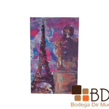 Cuadro decorativo con impresion digital a color
