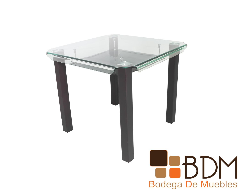 mesa-para-comedor-moderna-cristal-muebles-kyoto-josefa.3 ...