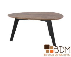 Set de mesas de centro y lateral para sala